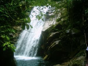 Zoilabe waterfall