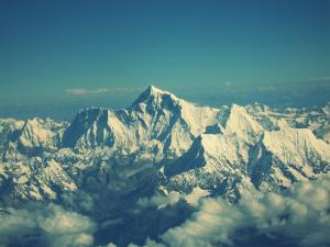 The mount Everest