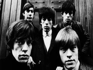 The Rolling Stones in their beginnings