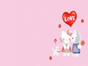 The love of Hello Kitty