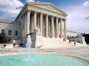United States Supreme Court building in Washington, D.C.