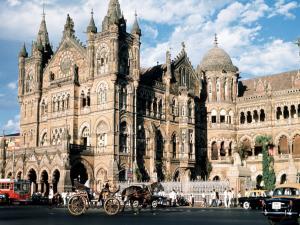 Majestic architecture