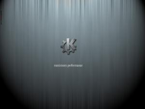 KDE (maximum performance)