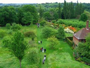 Sissinghurst Castle Gardens (Kent, England)