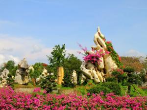 """Million Years Stone Park"" in Pattaya (Thailand)"
