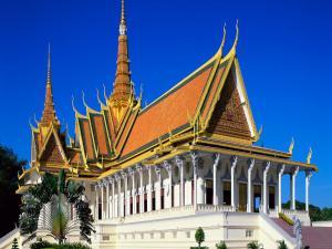 Royal Palace of Phnom Penh (Cambodia)