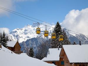 Yellow cableways (Switzerland)