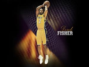 Derek Fisher in Los Angeles Lakers