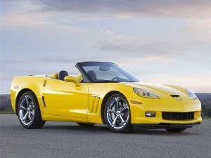 Chevrolet Corvette Grand Sport 2011