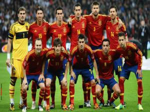 Spanish national football team (2012)