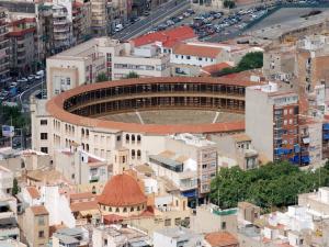 Bullring in Alicante (Spain)
