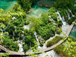 Lower Plitvice Lakes (Croatia)