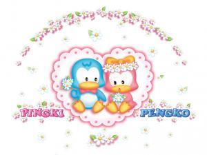 Pingki and Pengko