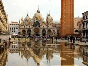 Saint Mark's Basilica, in Venice (Italy)