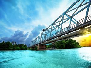 Railroad Bridge (Nha Trang, Vietnam)