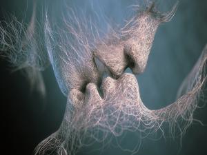 Anonymous kisses
