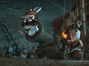 Rabbits pirates