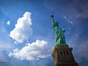 Liberty Enlightening the World (Statue of Liberty, New York)