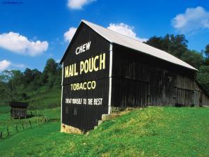 Mail Pouch Tobacco Barn (Marietta, Ohio)