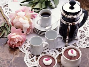 Coffee... or chocolate