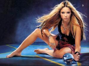Shakira very seductive