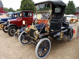 1911 Ford model T roadster