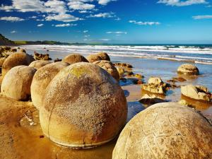 The Moeraki Boulders (New Zealand)