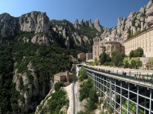 Santa Maria de Montserrat (Barcelona, Spain)