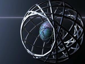 Sphere into another sphere