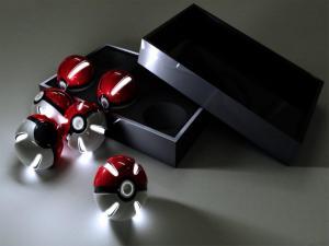 Light spheres in 3D