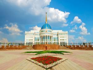 Ak Orda Presidential Palace (Astana, Kazakhstan)