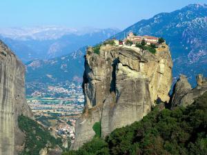 Monastery of the Holy Trinity, Meteora (Greece)