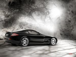 Brabus Mercedes-Benz SLR (2005)