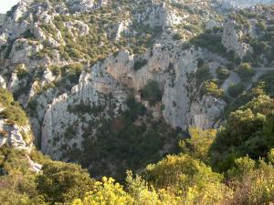 Gorges de Galamus (France)