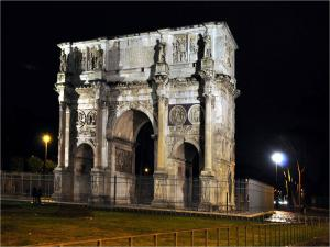Arch of Constantine (Rome)