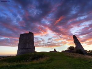 Hadleigh Castle (Essex, England)