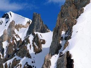 Skiing in Las Leñas (Argentina)