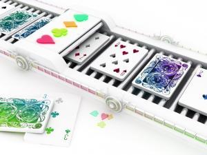 Making poker cards