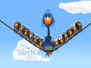 For the Birds (shortfilm by Pixar)