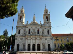 Estrela Basilica (Lisbon, Portugal)