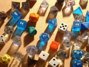 All kind of dice