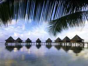 Bungalows in Cook Islands