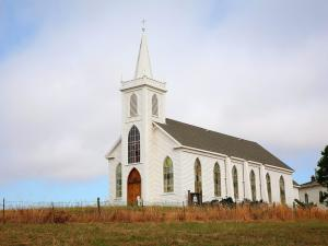 White Catholic Church
