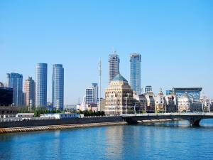 Dalian city, China
