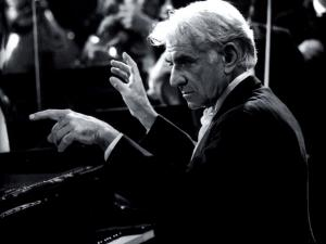 Leonard Bernstein (composer, pianist and conductor)