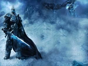 The ice warrior