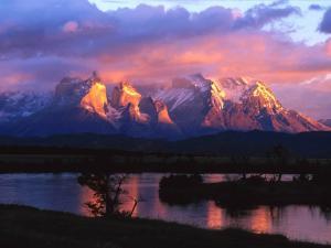 Cordillera del Paine (Chile)