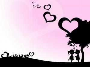 Little kisses of love