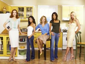 "Characters of ""Desperate Housewives"""