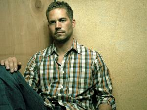 American actor Paul Walker